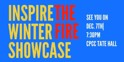 INSPIRE THE FIRE WINTER SHOWCASE