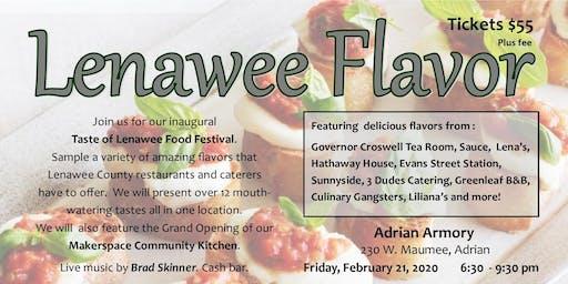 Lenawee Flavor Food Festival