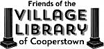 Friends of the Village Library logo