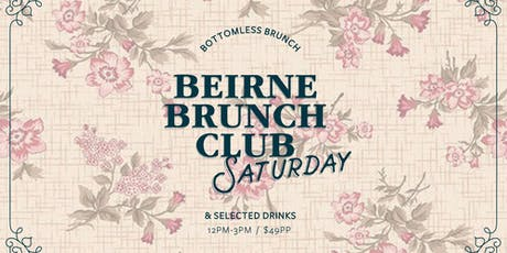 Beirne Brunch Club 7th December tickets