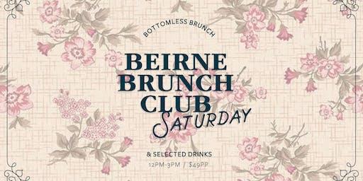 Beirne Brunch Club 7th December