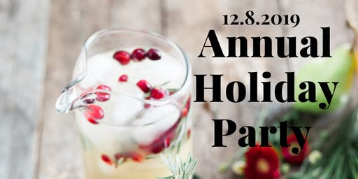 Annual Holiday Party with Cornell & Harvard