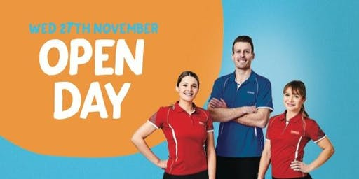 Genesis Health and Fitness Open Day