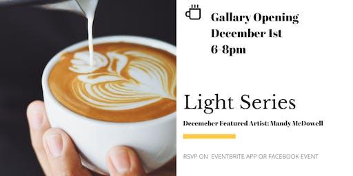 Art Gallery Opening + Coffee
