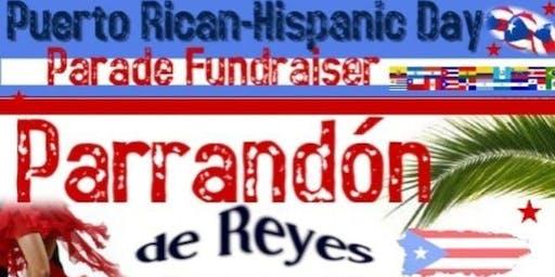 Puerto Rican-Hispanic Day Parade Fundraising Party!