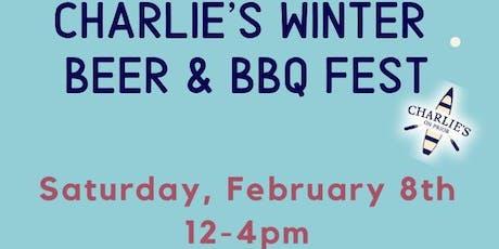 Charlie's Winter Beer & BBQ Fest. tickets