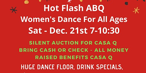 Hot Flash ABQ - Holiday Women's Dance for all ages