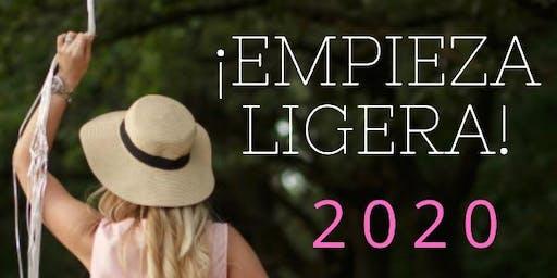 ¡Empieza Ligera! Éste 2020