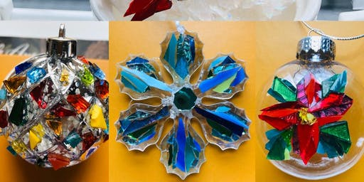 Christmas Mosaic Class - Sun. 12/8 - West Chester PA