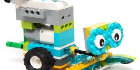 Family Lego Robotics tickets