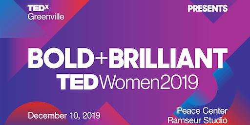 TEDxWomen LiveStream 2019