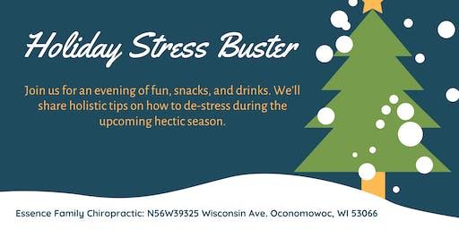 Holiday Stress Buster