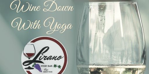 Wine Down With Yoga
