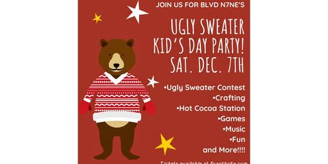 Ugly Sweater Kids Day Party tickets