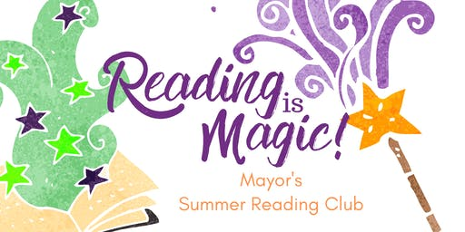 Mayor's SRC Launch - Party On with the Magic of Books - Seaford Library