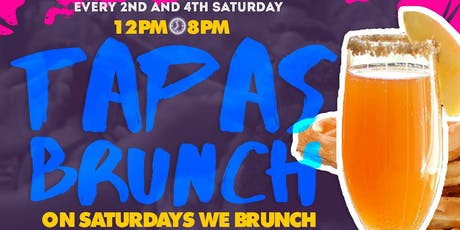 Tapas Brunch  tickets