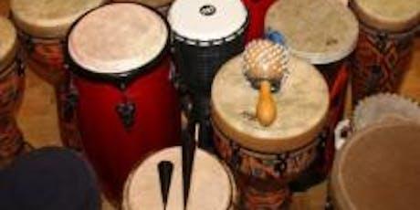 Drumming tickets