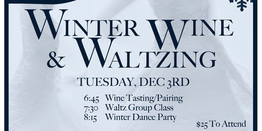 Wine Tasting And A Night Of Dancing!!