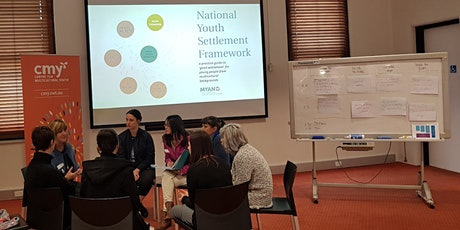 National Youth Settlement Framework March 2020 tickets