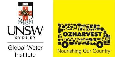 Global Water Institute supports Oz Harvest EOY celebration tickets