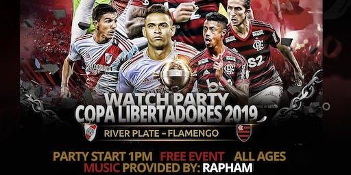 Copa Libertadores - Watch Party
