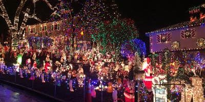 Richmond Tacky Light Tour - Family Friendly - December 13, 2019