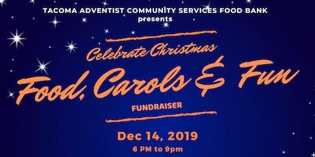 Tacoma Adventist Community Services Christmas Program tickets