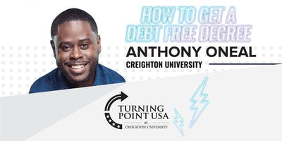 How to Get a Debt Free Degree with Anthony Oneal
