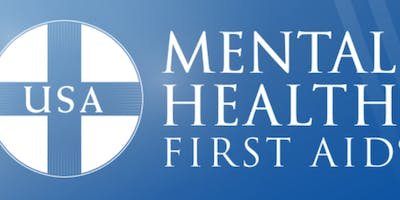 Mental Health First Aid