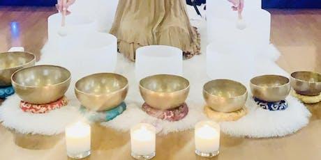 Transformational Sound Bath Meditation tickets