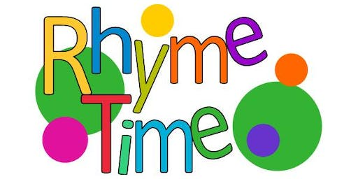 Rhyme time at Colac Library - Mondays & Wednesdays 10.30am