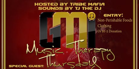 GMI Presents: MusicTherapy Thursday tickets
