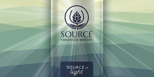 Source of Light, Dry Hopped Pilsner RSVP!