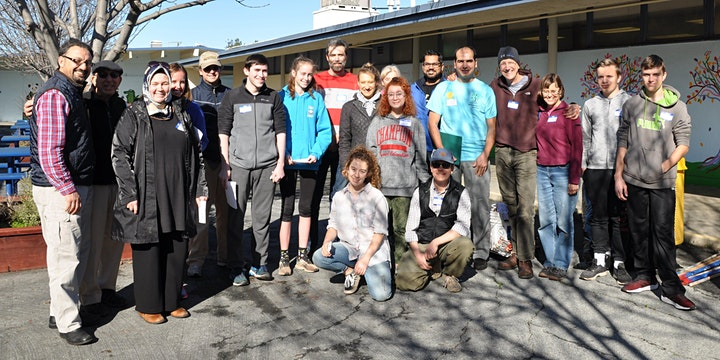 PMC'S 8th Annual MLK Jr. Multifaith Day of Service
