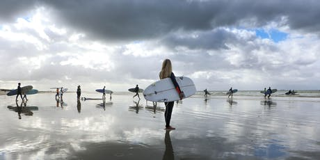 SURF'S UP! - Into the surf... tickets