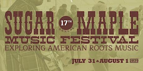 Sugar Maple Music Festival 2020 tickets