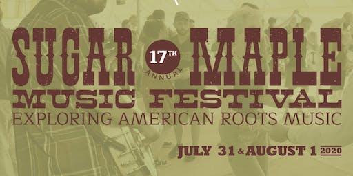 Sugar Maple Music Festival 2020
