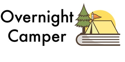 Overnight Camper Ticket for Camp Teach & Grow 2020