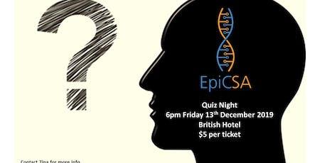 EpiCSA Quiz Night tickets