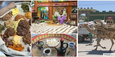 Ethiopian Fest: Learn/Experience Culture, People, Food, Coffee, Spices..etc tickets