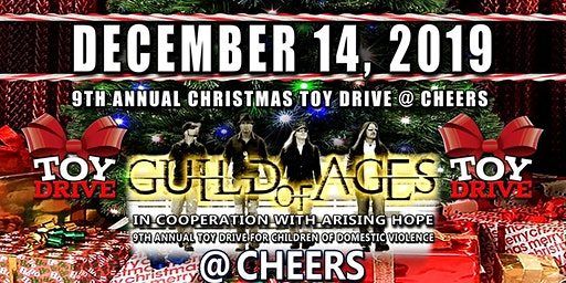 Guild of Ages @ Cheers Christmas Toy Drive V.I.P Seating