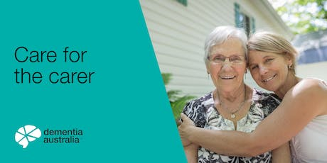 Care for the carer - BRISBANE SOUTH - QLD tickets