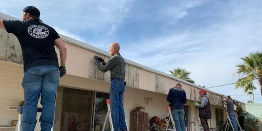 Phil's House in North Phoenix- Continue Phase II