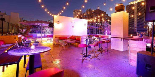 Miami Rooftop Cigar and Whiskey Tasting at Bloom Sky Bar Rooftop 12/11/19