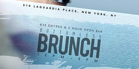 Le Souk Bottomless Party Brunch (Saturday) tickets
