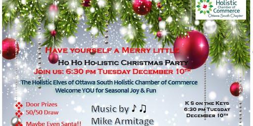 Ho Ho Holistic Christmas Party