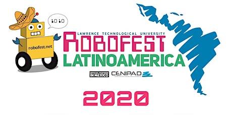 Robofest LATAM 2020 boletos