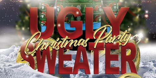 Ugly Christmas Sweater  Meet and Greet Party