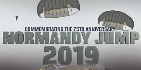 Normandy Jump 2019 Screening & Fundraiser tickets