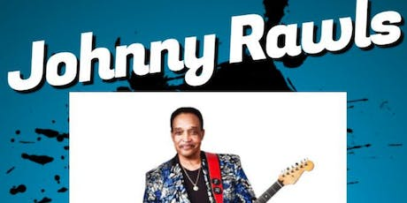Johnny Rawls with The Blue Wailers at TAK Music Venue tickets